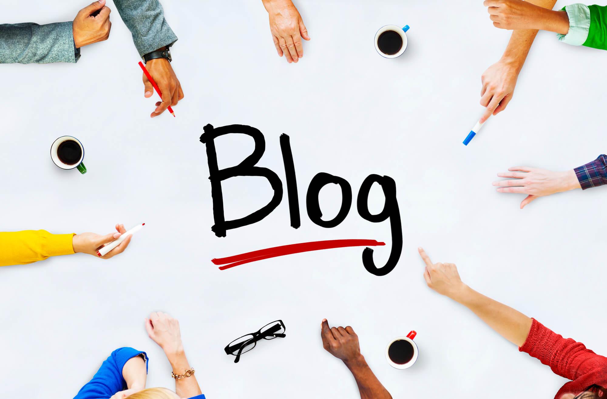 10 סיבות טובות לכתוב בלוג כחלק ממיתוג